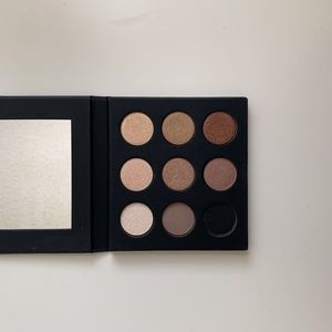 Make Up Forever 9 Pan Palette, Nudes You Need